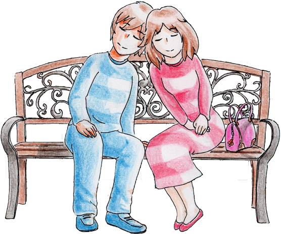 bench couple_ms